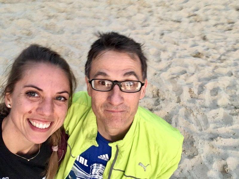 Der bessere Satzquotient gab letztlich den Ausschlag: Marthe Nietfeld und Jan Hegemann gewannen in ihrer ersten gemeinsamen Saison den Titel im Mixed-Wettbewerb in der Region DNS bei den Beach-Volleyballern.