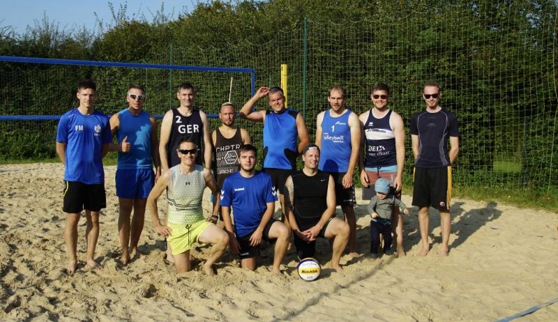 Am Sonntag standen sieben Nachholpartien des Herren-Wettbewerbs der diesjährigen Beach-Volleyball-Runde in der Region DNS auf dem Programm.