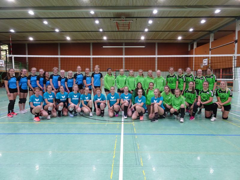 Pokalvorrunde in Bückeburg