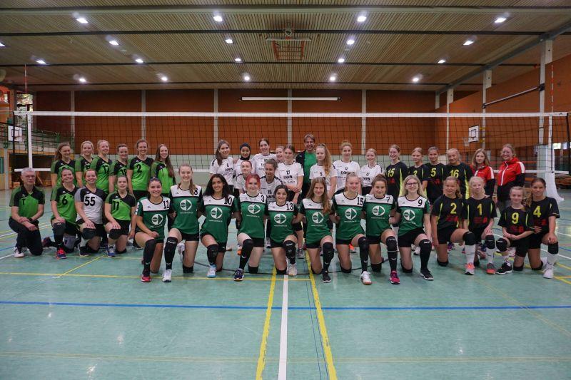 1.Runde Regionspokal DNS 2021 Frauen in Bückeburg